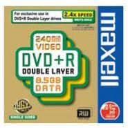 DVD+R 8,5 GO DOUBLE COUCHE