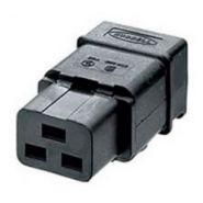 Connecteur HUBBELL H320C IEC60320 C19 FEMELLE - 20A - UL