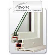 FENÊTRES EN PVC - EVO 70