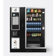 LEI600 EASY/SMART + ARIA L EVO MASTER - Distributeurs combinés chaud/froid - Bianchi vending group - Capacité de 600 gobelets