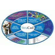 Logiciel - modélisation 3d des structures métalliques logiciel strucad