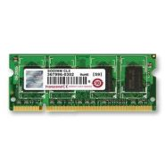 BARRETTES MÉMOIRES INFORMATIQUES TRANSCEND  TS64MSQ64V8Q 512MB SODIMM DDR2 800MHZ