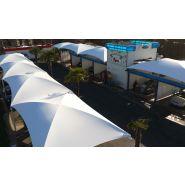 C2 bis - abri parking - carapax - 5.50m x 5.50m