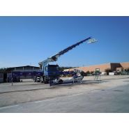 Serie 230000A E ASC Plus - E9JIBC2 - Grue auxiliaire - Cormach - Pression 320 bar