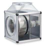 GBD 400/4/4 T 120 - Caisson de ventilation - Helios - débit max.4870 m3/h