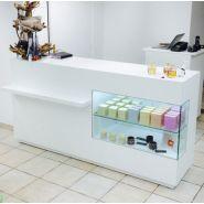 Comptoir pour magasin - A4 Inside - Dimensions 2,00 ml x 1,00 m
