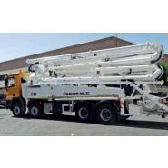 Zenith 5z42 camion pompe à béton