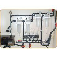 Station de traitement d'ebm pour 3 à 6 points d'eau