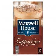 CAPPUCCINO CLASSIQUE X10 STICKS 148G - MAXWELL HOUSE