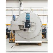 Rina 700 chemical - centrifugeuse industrielle - riera nadeu - charge maximale admissible 1250 kg/m3
