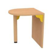 TABLE ARRONDIE