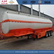 Remorques citerne - Xiamen Sunsky trailer Co.,Ltd - Capacité de 30000 à 45000 l