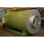GASAIRBLOC - Générateurs d′air chaud direct à gaz - Babcock Wanson - 900 à 1200 °C