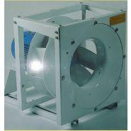 Caisson de ventilation à roue libre