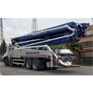 SIRIO 6RZ56 SUPERLIGHT Camion pompe à béton