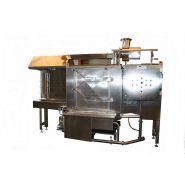 Tunnels de lavage de palettes - Laveuses industrielles alimentaires - Cipab - 50 à 300 palettes/heure