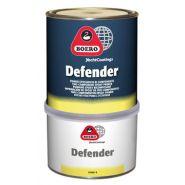 Defender - primaire époxy bi-composant - boero yachtcoatings - rendement théorique : 3,6 m²/l (150µm)