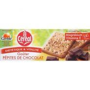 GERBLÉ CÉRÉAL GOÛTERS AUX PÉPITES DE CHOCOLAT X 12 250 G