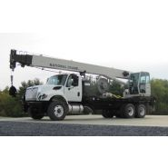1300a camion grue - manitowoc - charge maximum 27.2 t