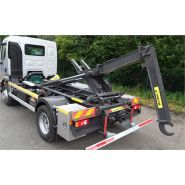 Ampliroll AL 8 - Bras hydraulique pour camion - Marrel - 8 T