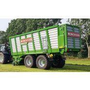 Carex 370 s - autochargeuse - bergmann - poids total 24.000 kg
