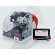 Ninja vortex machine pour clés laser et poinçonnés - keyline s.p.a. - poids 19 kg