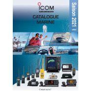 Nouveau catalogue marine icom - radiocommunication marine