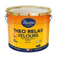 TB1247 - Peinture microporeuse - THEOLAUR PEINTURES - Rendement 9 à 12 m²/L