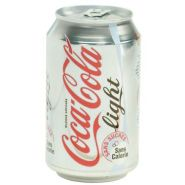 COCA-COLA LIGHT 33CL X 24