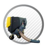 Collecteur de gazon g/h 1050/1350/1650