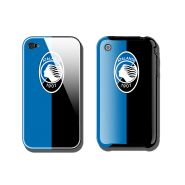 Coque iphone atalanta bleu/noir