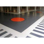 Polyfloor - Peinture de sol - SOCIETE NOUVELLE TLM - Superficie 6 à 8 m² / couche