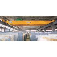 Ponts roulants - Pellegrini - capacité de charge jusqu'à 50 t