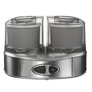 Cuisinart machine à glace duo ice40bce