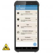 MOBILE GSM GPS PTI IP69 : ATI-3540