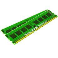 BARRETTES MÉMOIRES INFORMATIQUES KINGSTON VALUERAM 16 GO (2 X 8 GO) DDR3 1333 MHZ CL9