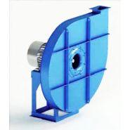 Vapc/p - ventilateur industriel haute pression - coral antipollution systems - débits petits - pression élevée