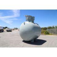 Citerne à gaz  réservoir pour propane et butane - CHEMET GLI - 150 m3