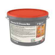 Alsicolor d2 siloxane mat - peinture microporeuse - alsecco - résistant aux intempéries