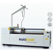 XL-1200 - Marquages et découpes à laser - Eurolaser - Puissance laser :60 à 600 Watt