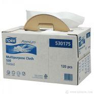 Tork prem 530 bleu 64x38 box 120 formats référence :  es1026