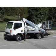 Mx210 camion nacelle - multitel - 21,2m
