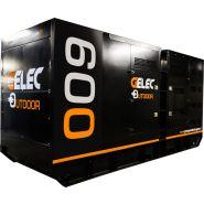 Groupe électrogène outdoor - 9yc - 8,8 kva rental