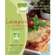 LASAGNES TOMATES MOZZA BASILIC - 05021