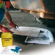 Kits antipollution - sac d'intervention 10 litres hydrocarbures
