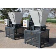 ZM 3 - Broyeurs de déchets organiques - Mercodor - Poids: 1500 kg