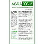 MAGAZINE - AGRA FOCUS