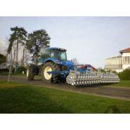 GD-380 - Décompacteur agricole - Testas & Popek - Poids: 580 kg