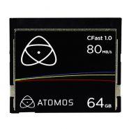 Carte cfast atomos 64go 1.0
