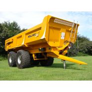 Rollroc 6300 - bennes tp - rolland - charge utile approximative : 21300 kg